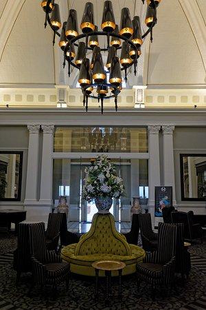 Medlow Bath, Australien: Casino Lobby