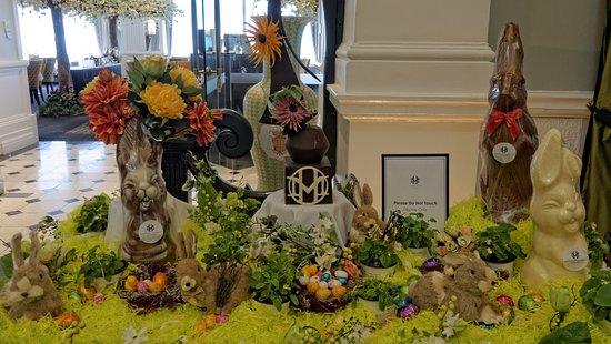 Medlow Bath, Australien: Easter Display
