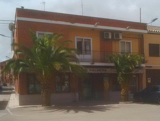 Mora, Spain: puerta