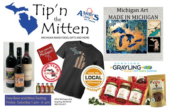Grayling, MI: A taste of the best of Michigan in one place!