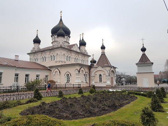Intersession (Pokrovsky) Monastery