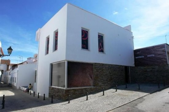 Almodovar, البرتغال: Museu da Escrita do Sudoeste (Almodôvar)