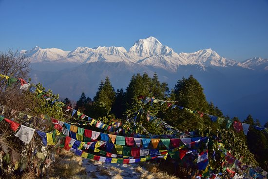 Into Nepal
