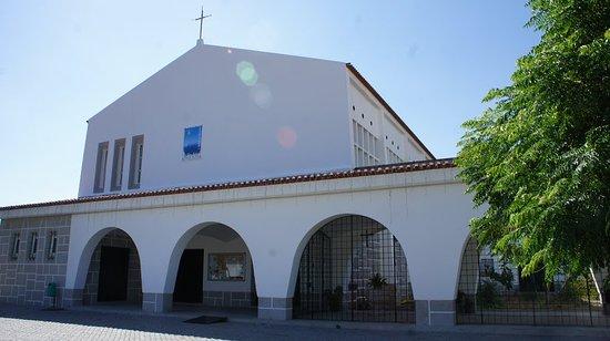Pias, البرتغال: Igreja de Santa Luzia / Igreja Matriz de Pias