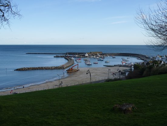 The Cobb: Lyme Regis Cobb