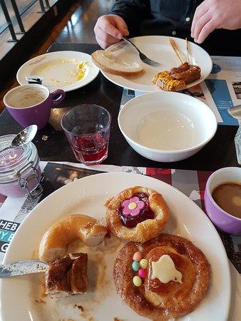 Hotel New York: Breakfast