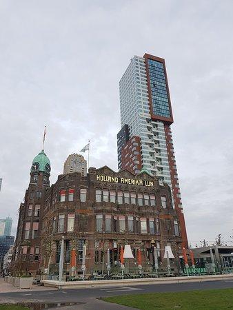 Hotel New York: Hotelfassade