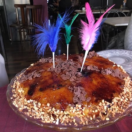 Bar Alchemika Tapas: Mona de Pascua ! Deliciosa !