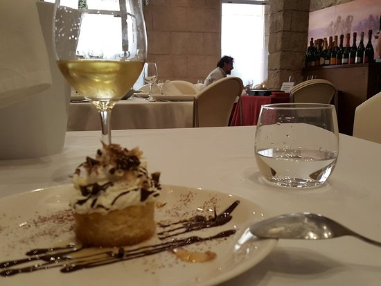 L'Atelier: Sweet course