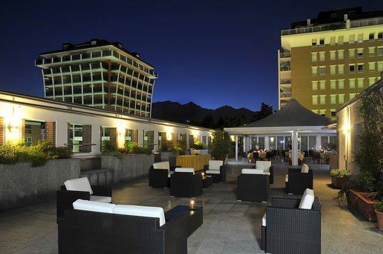 Agorà Palace Hotel: Roof Garden