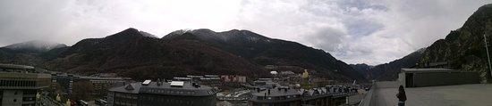 Casa de la Vall : vista2