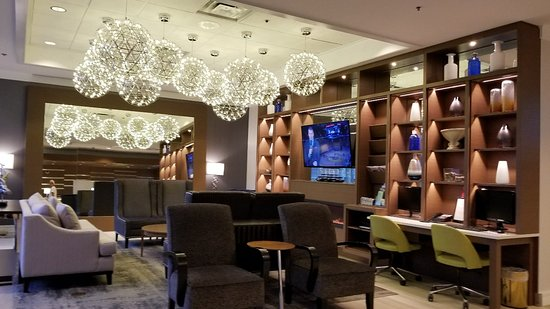 温哥华国际机场假日酒店照片