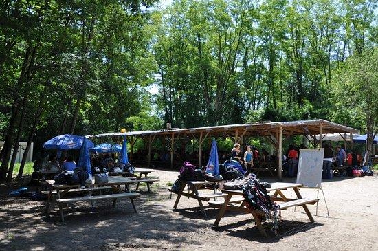 Castelmaurou, Frankrike: Aire de pique-nique
