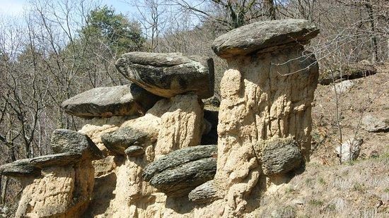 Riserva Naturale dei Ciciu del Villar: Ciciu del villar
