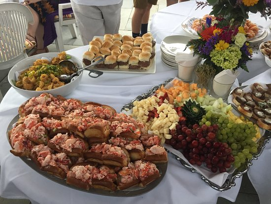 Bristol, RI: Party sized Lobster Rolls