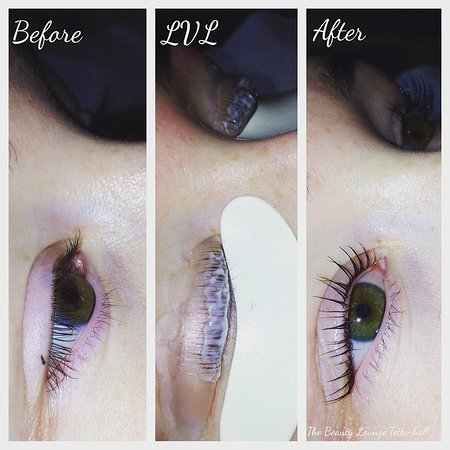 LVL Lash Lift - Picture of The Beauty Lounge Tettenhall