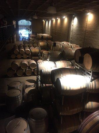Constantia, Sudáfrica: Portugese barrels
