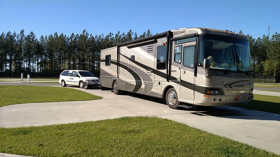 Wind Creek Casino & Hotel, Atmore: RV Park Site 15