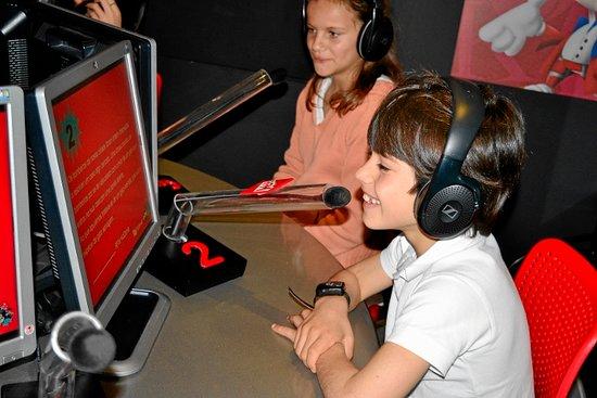KidZania Lisboa: Estúdio de Rádio RFM