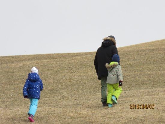 Ottawa, Canadá: climbing the hill