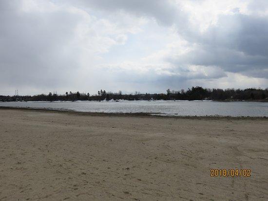 Ottawa, Canada: the river