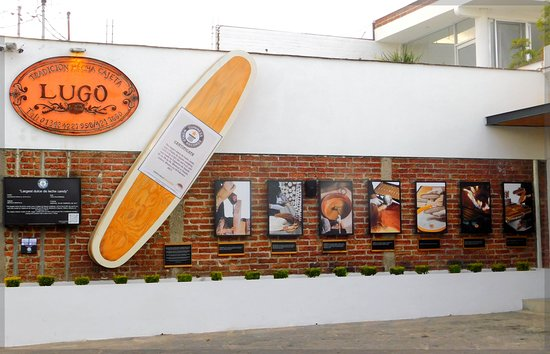 Sayula, Mexiko: Replica del envase de la cajeta mas grande del mundo