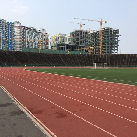 The Olympic Stadium : photo0.jpg