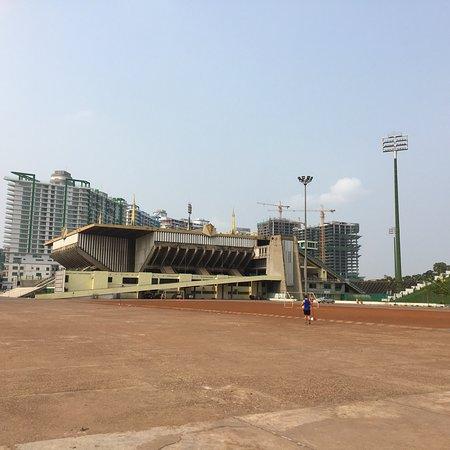 The Olympic Stadium : photo3.jpg