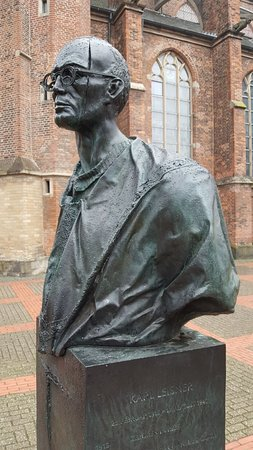 Kleve, Germany: Karl Leisner Denkmal