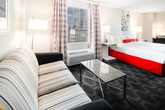 hyper themed guest room picture of the curtis denver a rh tripadvisor com