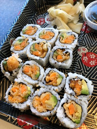 Greentaste: Sushi vegetar