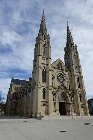 Église Sainte-Baudile