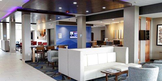 Alabaster, Αλαμπάμα: The Holiday Inn Express Lobby