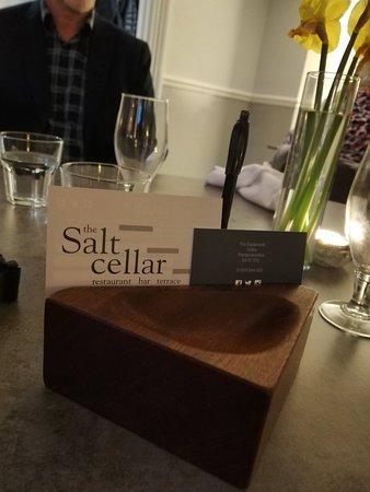 The Salt Cellar照片