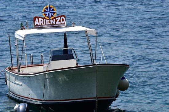 Bagni d\'Arienzo Beach Club: Spaghetti with clams - Foto di Bagni d ...