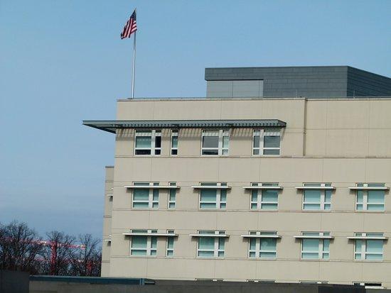 Embassy of the United States : Ambasada Amerykąńska