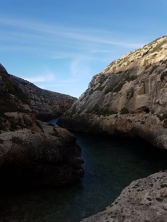 Ghasri, Malta: views