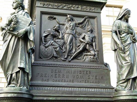 Monument Freiherr vom Stein