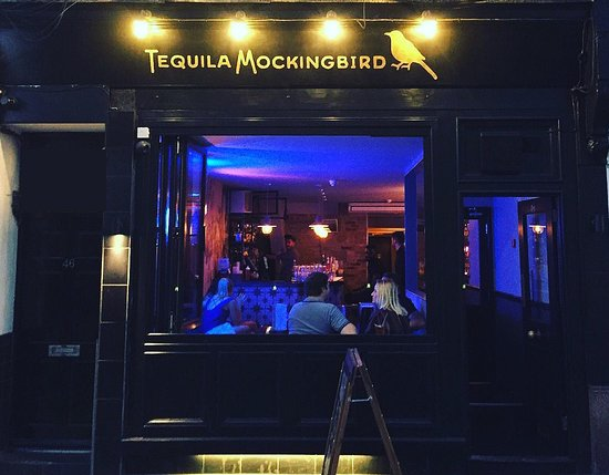 ‪Tequila Mockingbird Clapham Junction‬