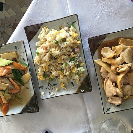 Porto Ceresio, Italie : Schön und gut