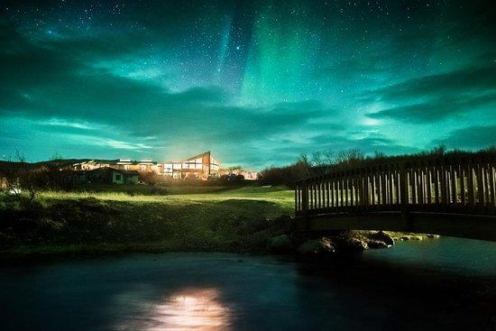 Hotel Husafell, Islandia