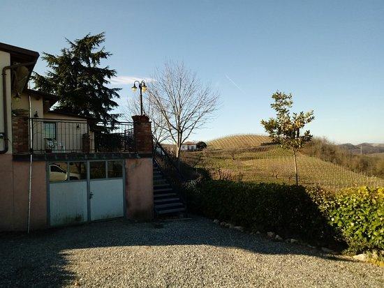 Montecalvo Versiggia, Italien: Agriturismo Bagarellum