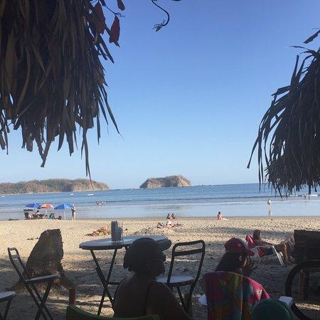 Villas Kalimba: Samara Beach across from Kalimba