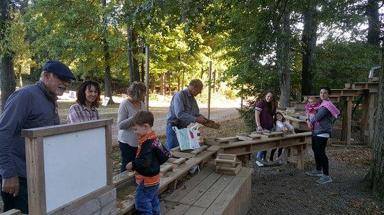 Modena, NY: Family Gem Mining Activity