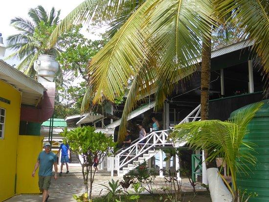 Speyside, Tobago: Jemma's Seaview Kitchen