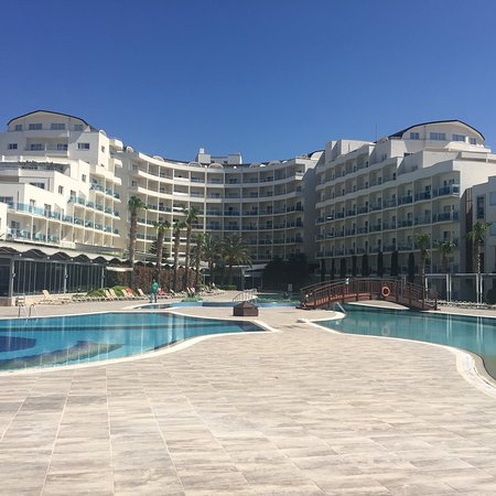Sealight Resort Hotel: Best hotel as the photo confirms