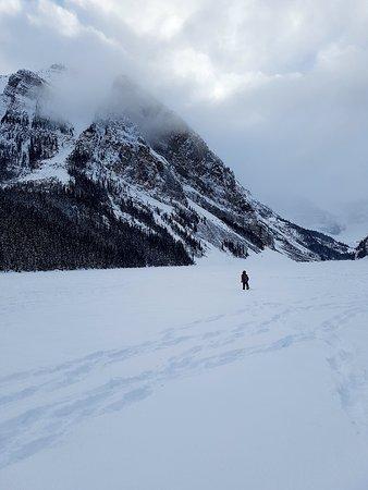Fairmont Chateau Lake Louise: Hiking, snow shoeing, endless