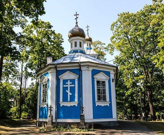 Panevėžio kapinių stačiatikių cerkvė