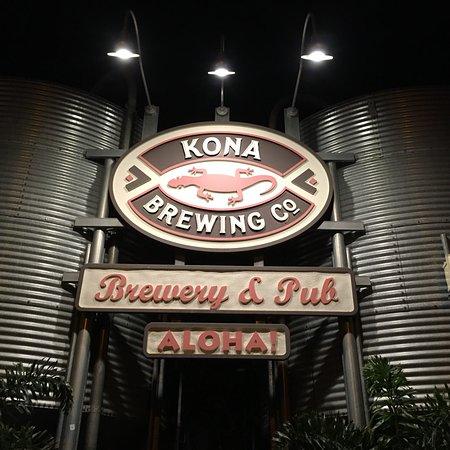 Kona Brewery Restaurant Menu