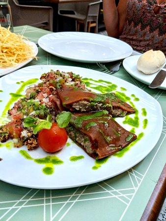 Pinpilinpausha: Vegan Cannelloni